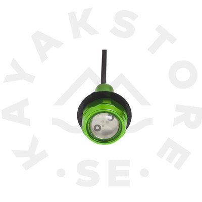 YAK-POWER Button Light Green