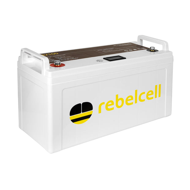 Rebelcell 24V100 Batteri