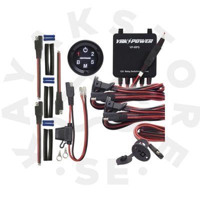 YAK-POWER Serious Complete System Kayakstore.se