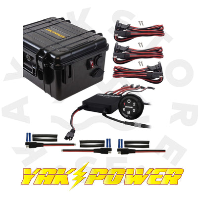 YAK-POWER Ultimate Complete System
