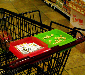 OnTray - Trolley snack tray