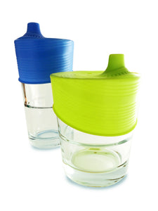 GoSili - Universal silicone sippy tops