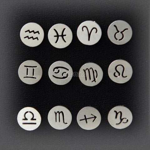 Zodiac Pendant in Your Sign