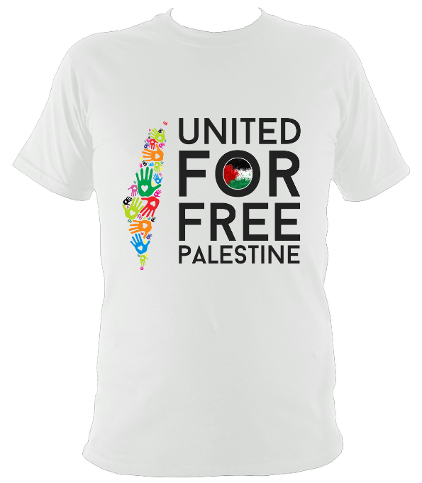 United for Free Palestine T-shirt