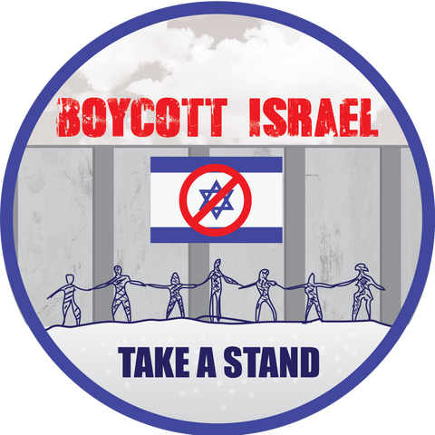 Take A Stand Sticker