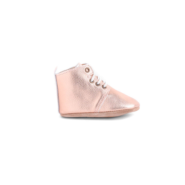 FRANKIE BOOT ROSE GOLD