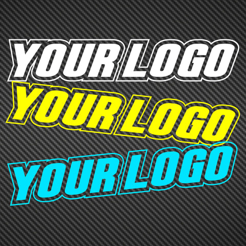 Cut Decals - Your Custom Artwork, Single Colour