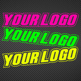 Cut Decals - Your Custom Artwork, Single, Specialised Colour