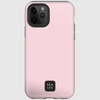 Voyager Pink Plain iPhone Cover