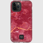 Clone Red Marble iPhone Cover