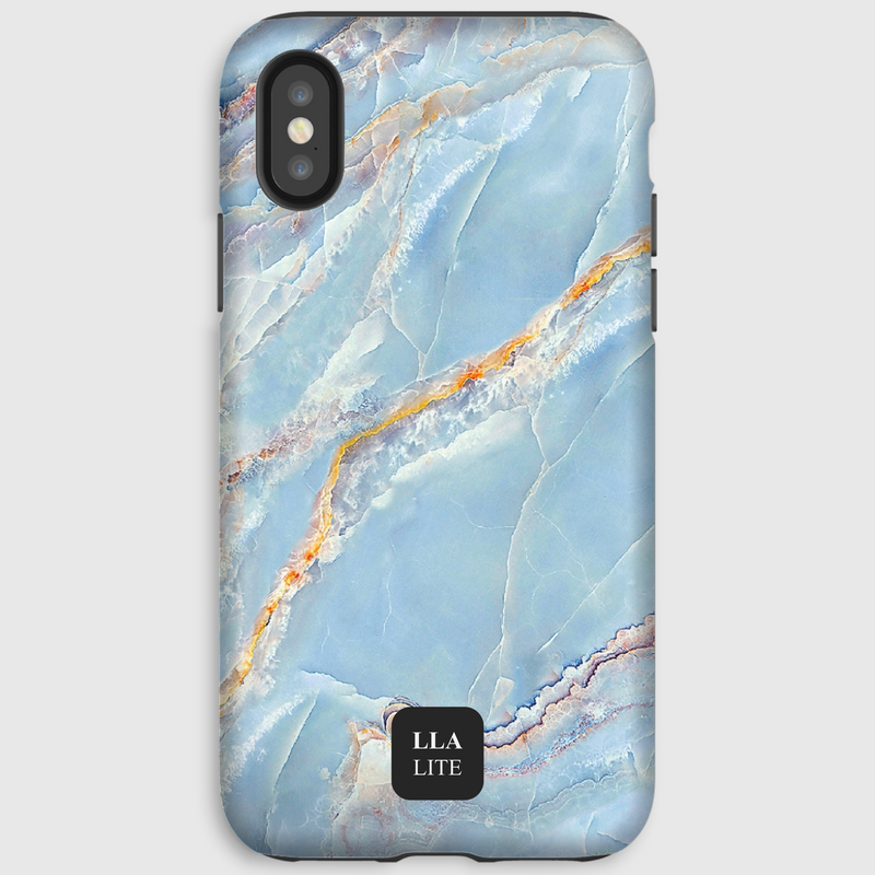 Squeeze Blue Marble iPhone Cover
