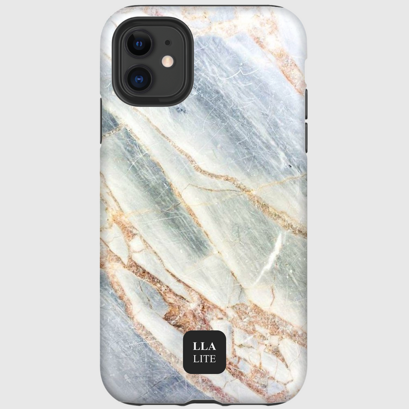Core Blue Marble iPhone Cover