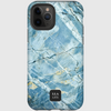 Snowgoose Blue Stone iPhone Cover