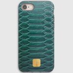 Amartya Green Python iPhone Cover