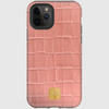Pi Pink Croc iPhone Cover