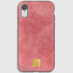 Jets Pink Grain iPhone Cover