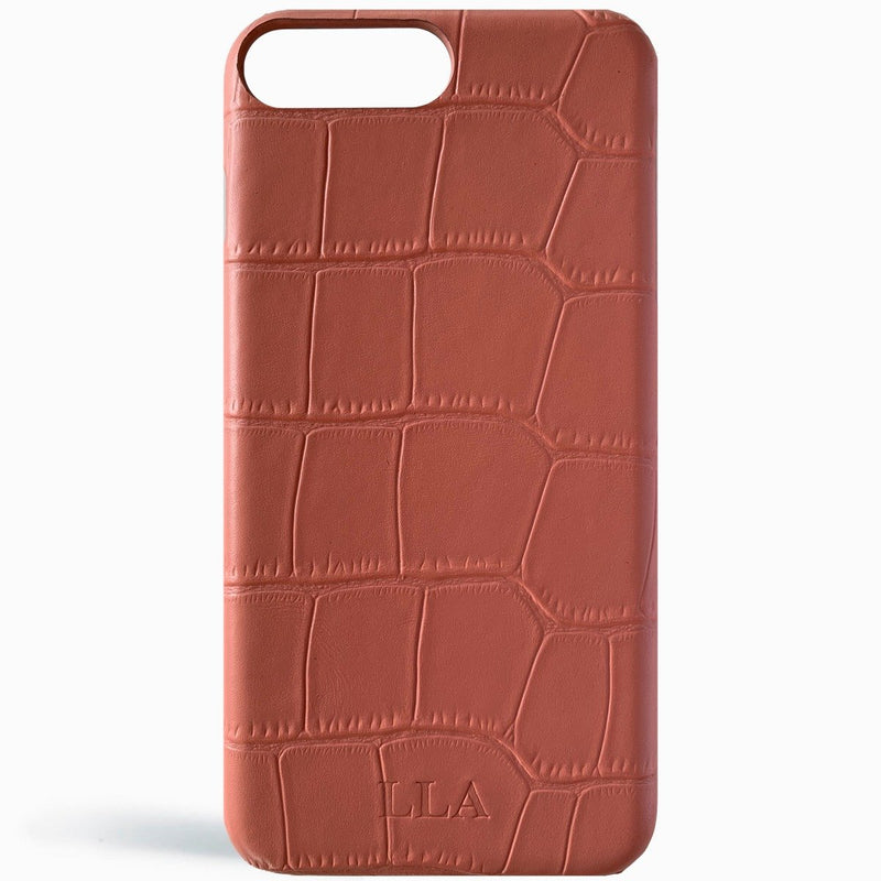 Framery Pink Croc iPhone Cover