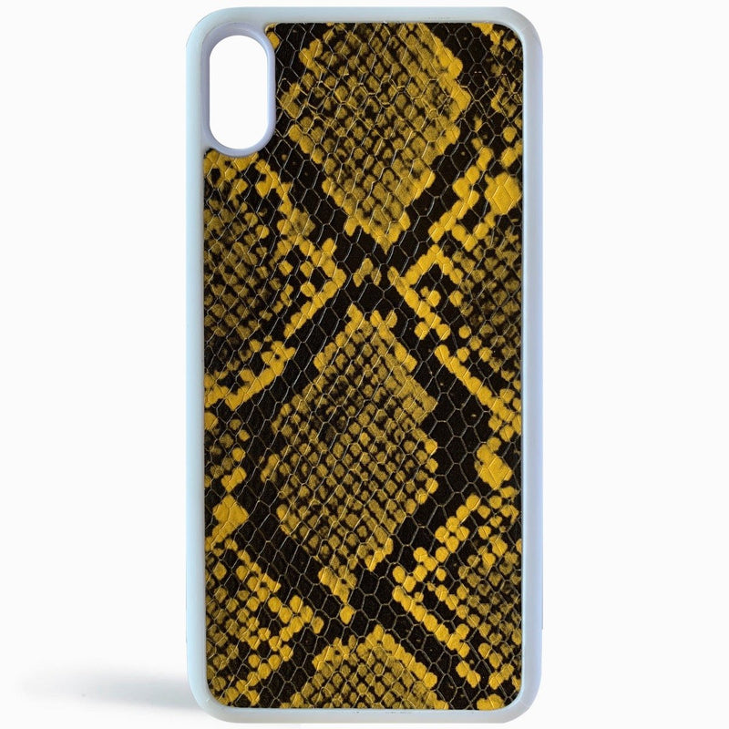 Secret Yellow Python iPhone Cover