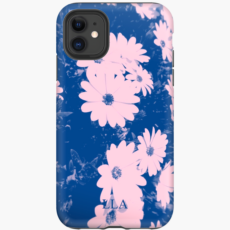 Lox Pink Flowers iPhone Cover