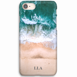 Hidden Beach TPU iPhone Case