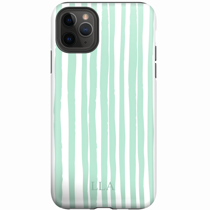 Candy Stripes TPU iPhone Case