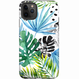 Leaves TPU iPhone Case