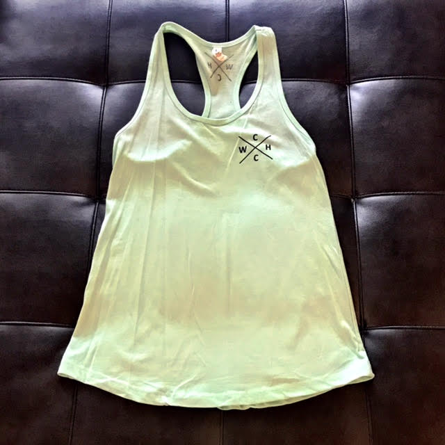Women's Logo Mint Tank