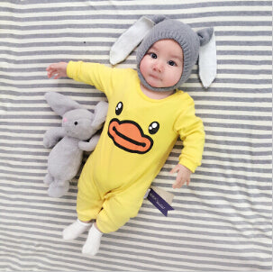 BABY TRENDY JUMPSUITS