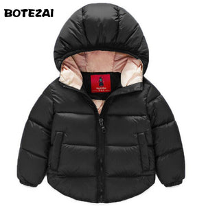 Boys Winter Windbreaker