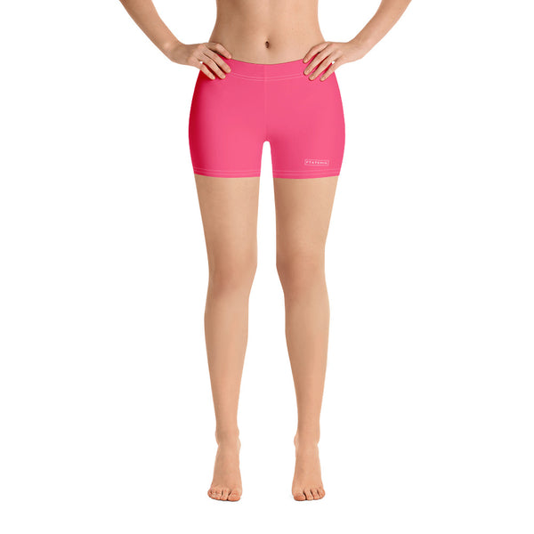 [ FTATEHIG Sports ] Athletic Shorts - Pink - FTATEHIG