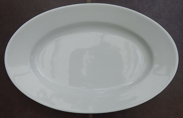 Large Wehrmacht Heer Serving Plate