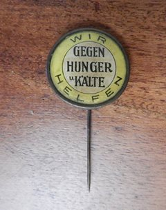 Early (1933) WHW Stickpin