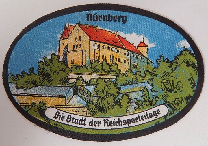 Nürnberg Patch