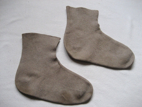 "Luftwaffe issue inner felt ""boot"""