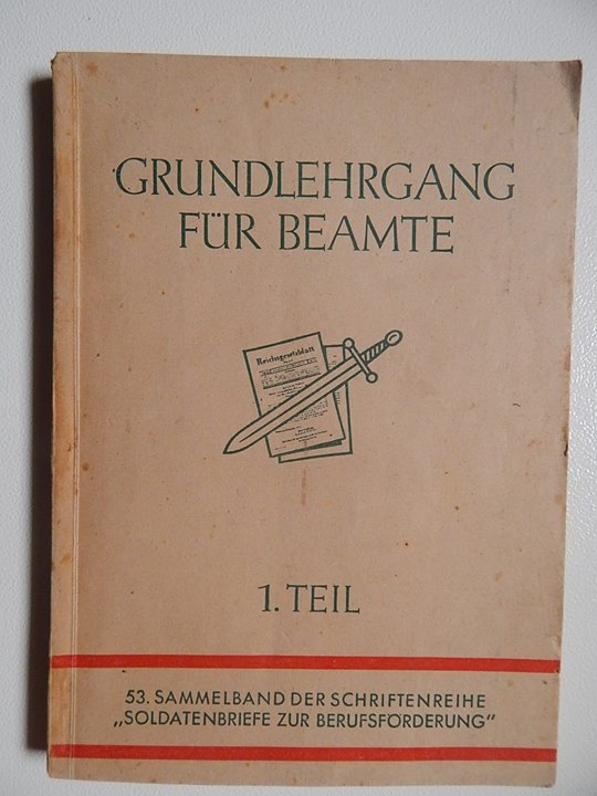 Wehrmacht Technical Books