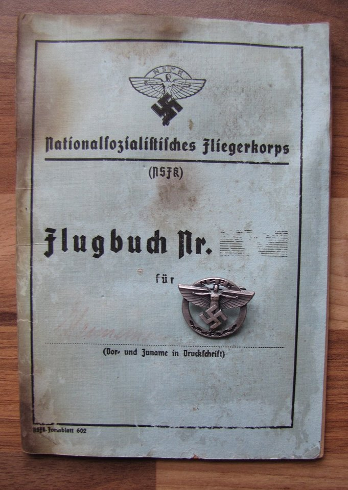 NSFK Flight Book