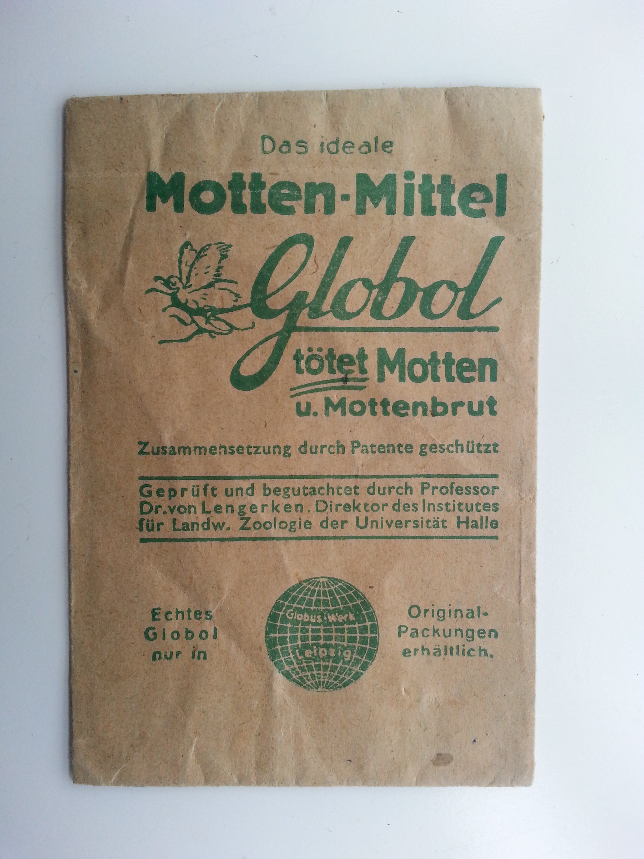 Moth Ball Packet