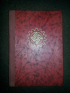 DAF Membership Book