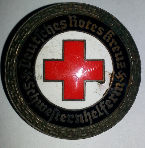 German Red Cross Senior Helpers Badge