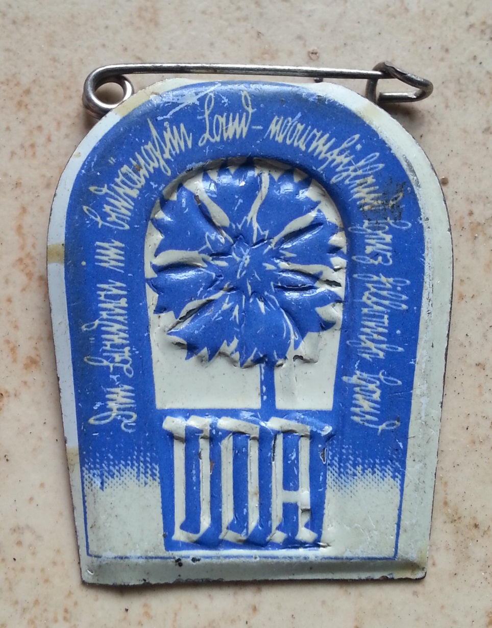 VDA Badge