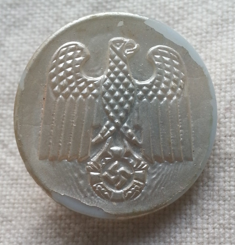 Glass Eagle Badge