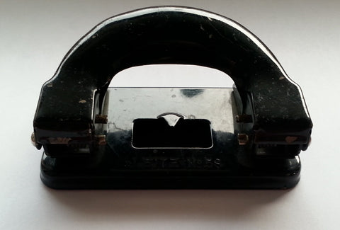 Period Hole Punch