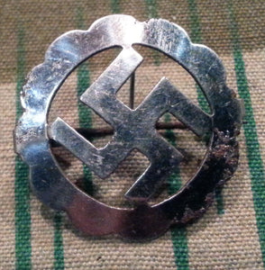 Sympathisers Badge