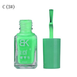 Glow In The Dark Nail Polish C3