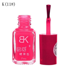 Glow In The Dark Nail Polish K11