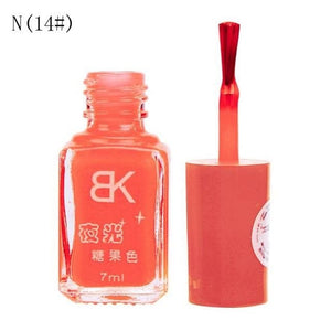 Glow In The Dark Nail Polish N14