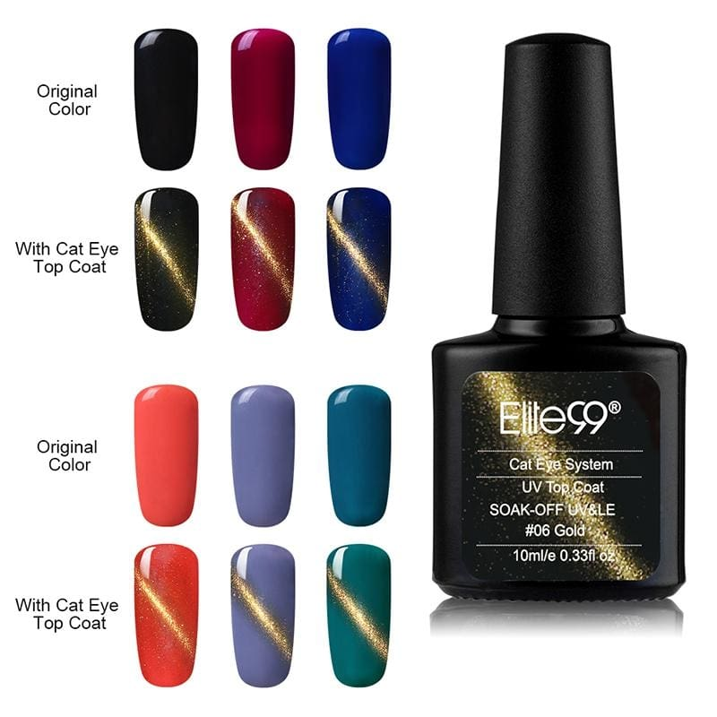 Magnetic Nail Polish - You\'ll Love It – Sequel Beauty