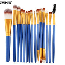 Makeup Brushes Kit Lanj