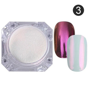 Nail Glitter Powder Color 3