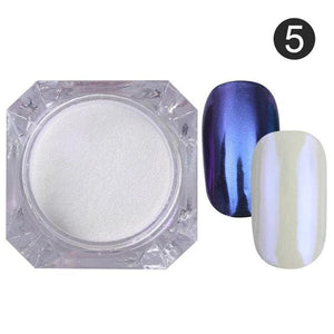 Nail Glitter Powder Color 5